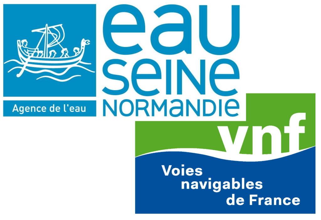 Logo AESN et VNF