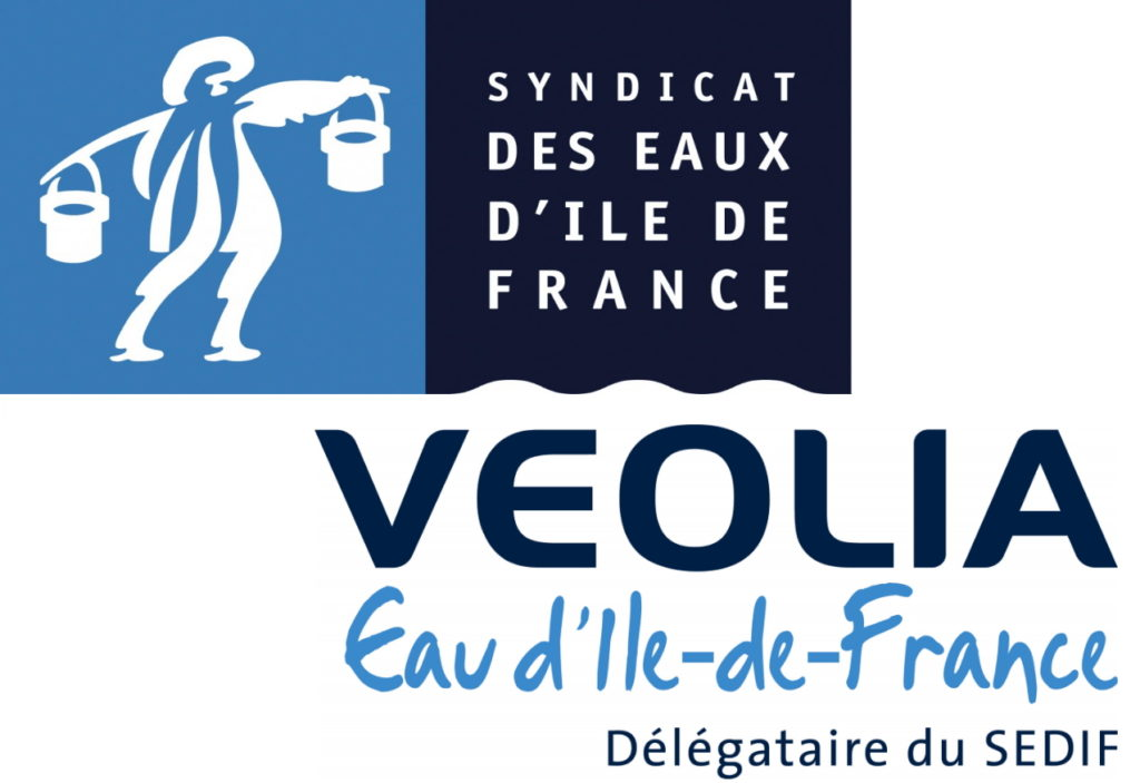 Logo SEDIF et VEOLIA Ile de France